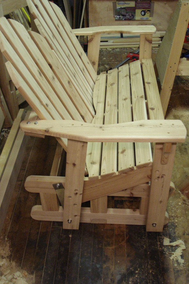 Best ideas about DIY Glider Bench . Save or Pin Gliding bench plans Plans DIY How to Make Now.