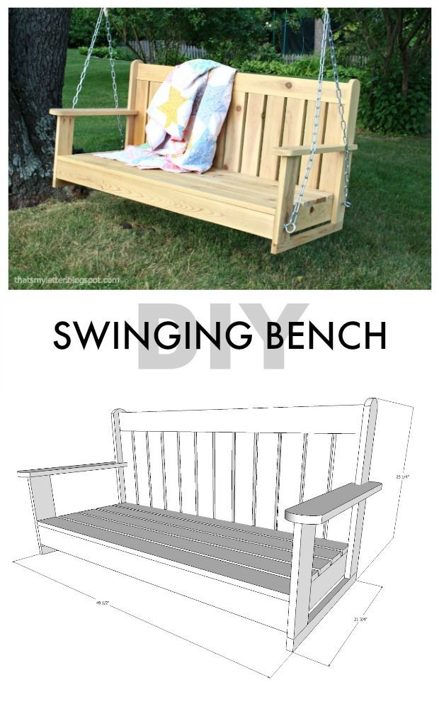 Best ideas about DIY Glider Bench . Save or Pin 18 best Glider Bench Plans images on Pinterest Now.