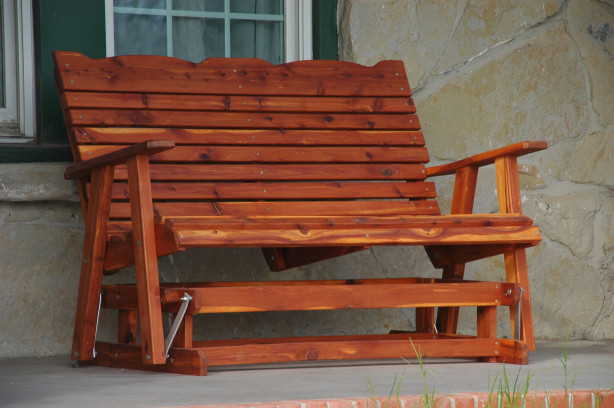 Best ideas about DIY Glider Bench . Save or Pin Build Glider Bench Instructions DIY PDF woodworking ideas Now.