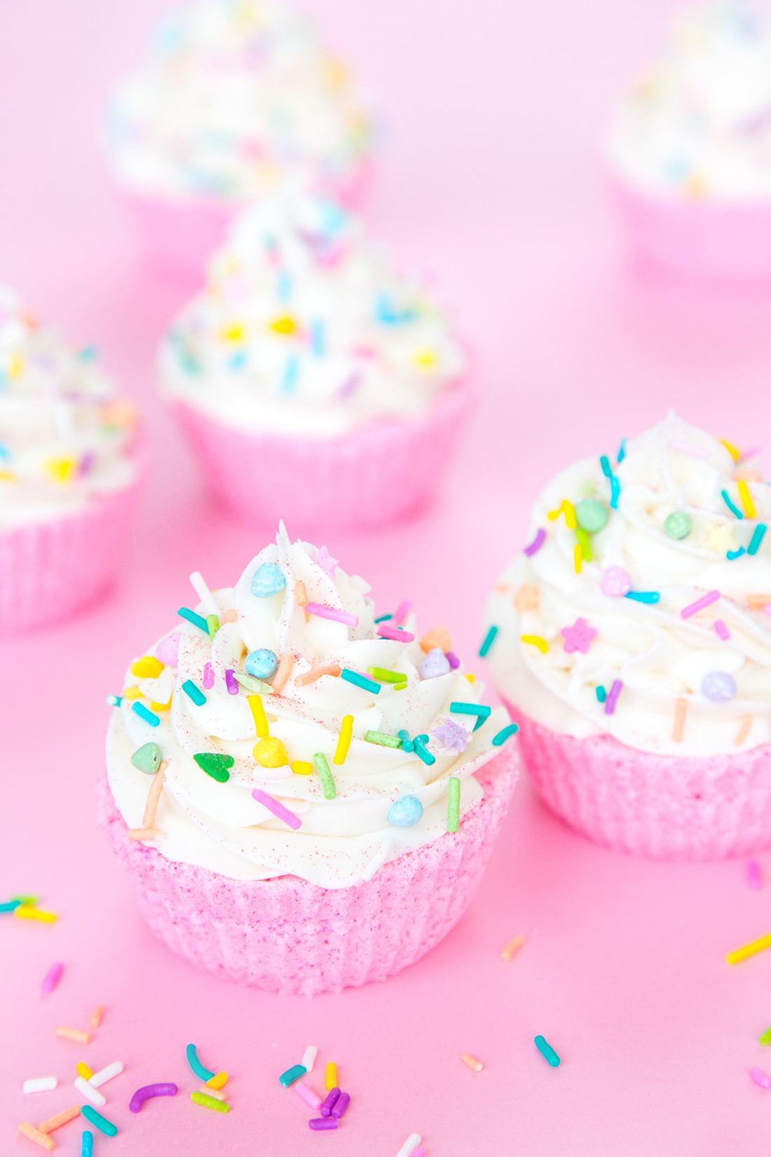 Best ideas about DIY Glitter Bomb . Save or Pin DIY Glitter Cupcake Bath Bombs Now.