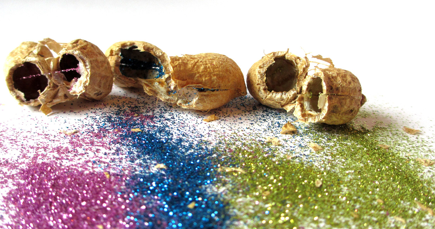 Best ideas about DIY Glitter Bomb . Save or Pin How to make peanut glitter s Magical Daydream Now.