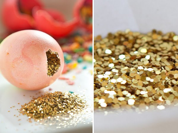 Best ideas about DIY Glitter Bomb . Save or Pin DIY Party Confetti Egg Game Now.