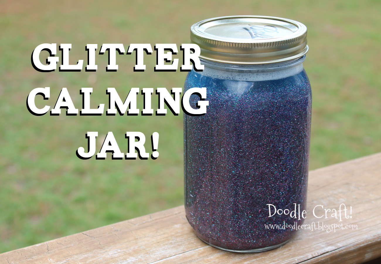 Best ideas about DIY Glitter Jar . Save or Pin DIY Calming Glitter Jars 6 Steps with Now.