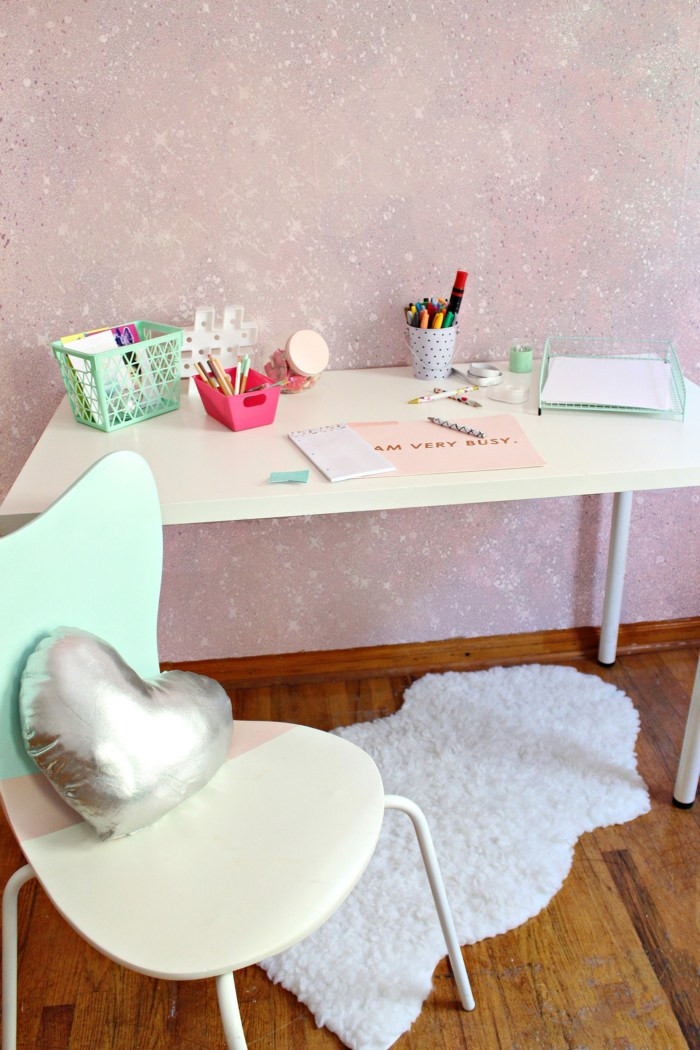 Best ideas about DIY Glitter Wall . Save or Pin Glitter Wall DIY Making Your Own Glitter Paint Now.