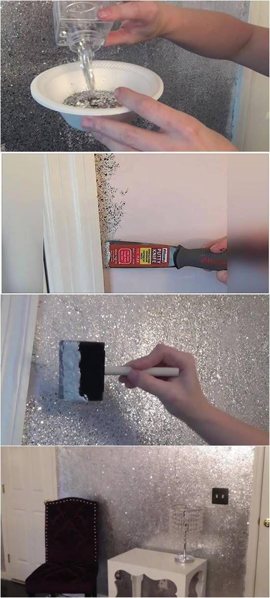 Best ideas about DIY Glitter Wall . Save or Pin Best 25 Glitter paint walls ideas on Pinterest Now.