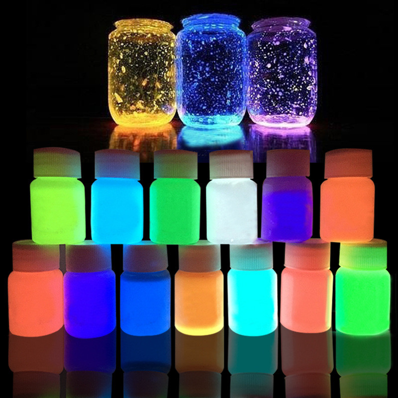 Best ideas about DIY Glow In The Dark Paint . Save or Pin 20g Luminous Party DIY Bright Glow in the Dark Paint Star Now.