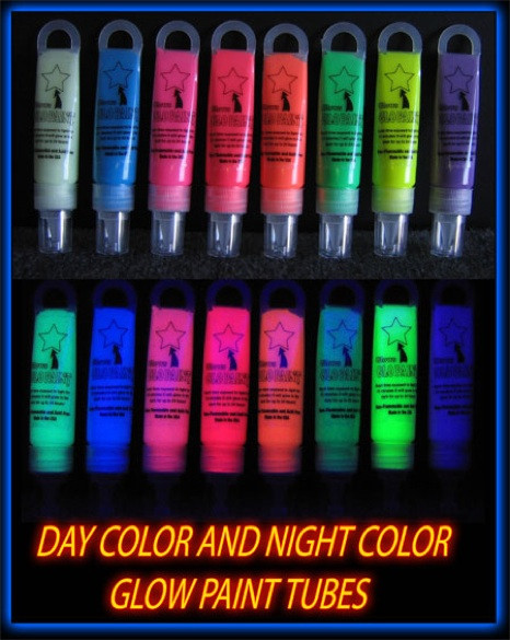 Best ideas about DIY Glow In The Dark Paint . Save or Pin DIY – How to Glow in the Dark with Glow in the dark Paint Now.