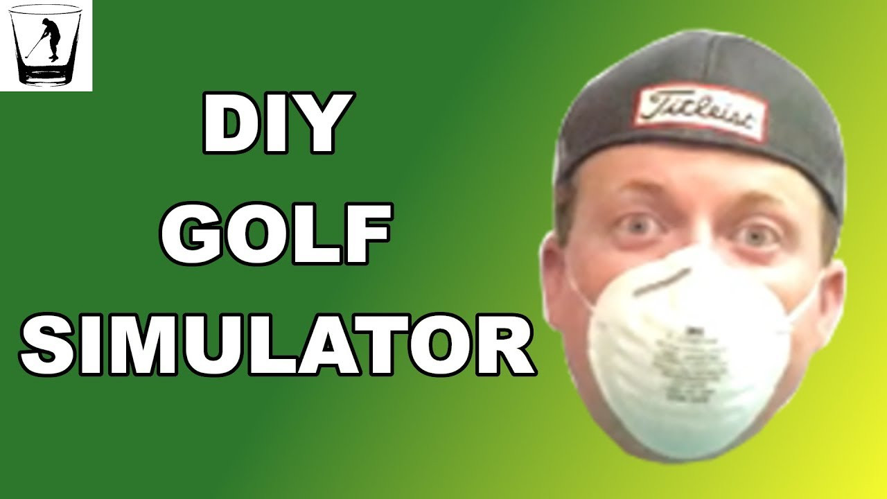 Best ideas about DIY Golf Simulator . Save or Pin DIY Golf Simulator Video Now.