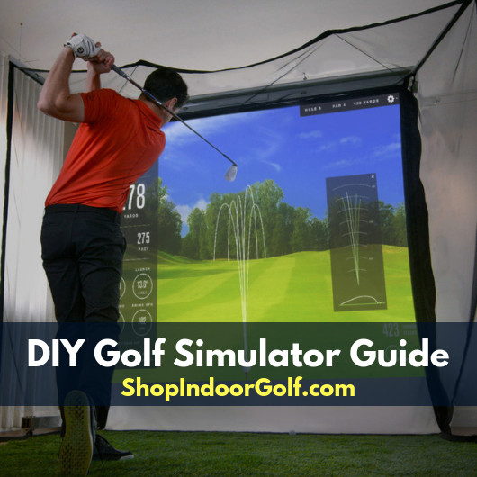 Best ideas about DIY Golf Simulator . Save or Pin plete DIY Guide How To Build Your Own Golf Simulator Now.