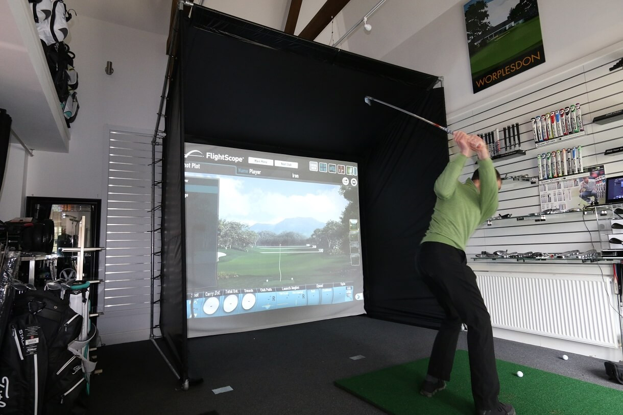 Best ideas about DIY Golf Simulator . Save or Pin Golf Simulator Advice For Sale & Rent Now.