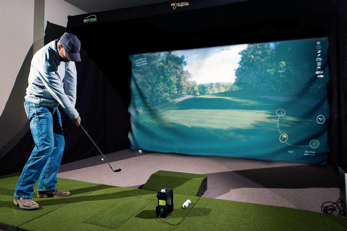 Best ideas about DIY Golf Simulator . Save or Pin A Golfer s Guide for Building A Home Golf Simulator Now.