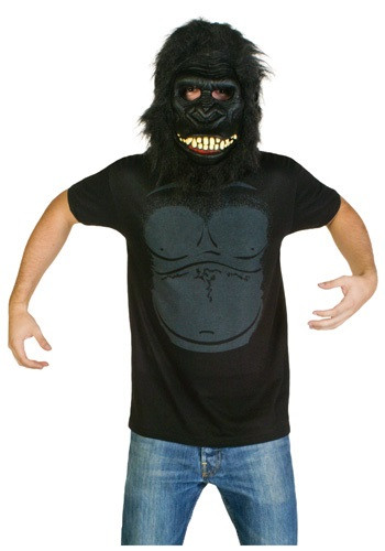 Best ideas about DIY Gorilla Costume . Save or Pin Man in a Gorilla Cage Halloween Costume Best Costumes Now.