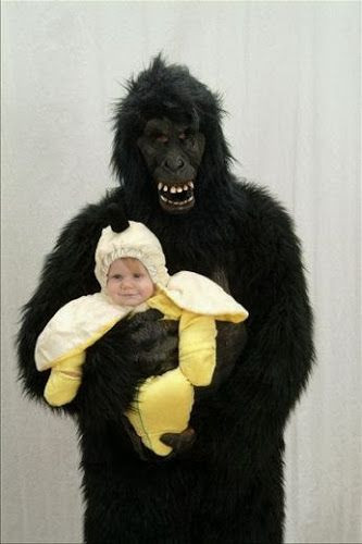 Best ideas about DIY Gorilla Costume . Save or Pin Pinterest • The world's catalog of ideas Now.