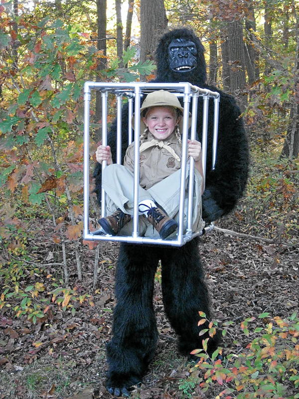 Best ideas about DIY Gorilla Costume . Save or Pin Star News Group Now.
