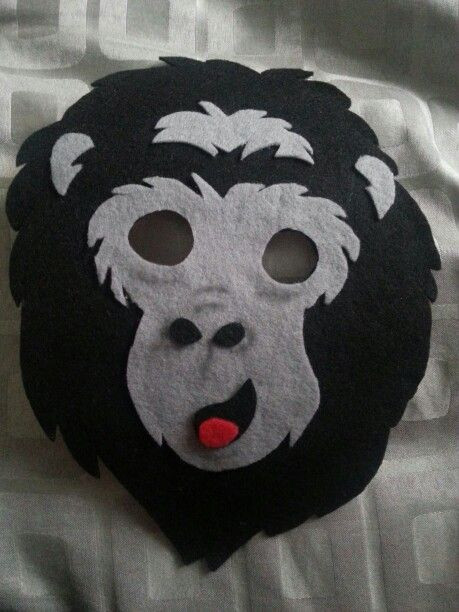 Best ideas about DIY Gorilla Costume . Save or Pin 1000 ideas about Gorilla Craft on Pinterest Now.