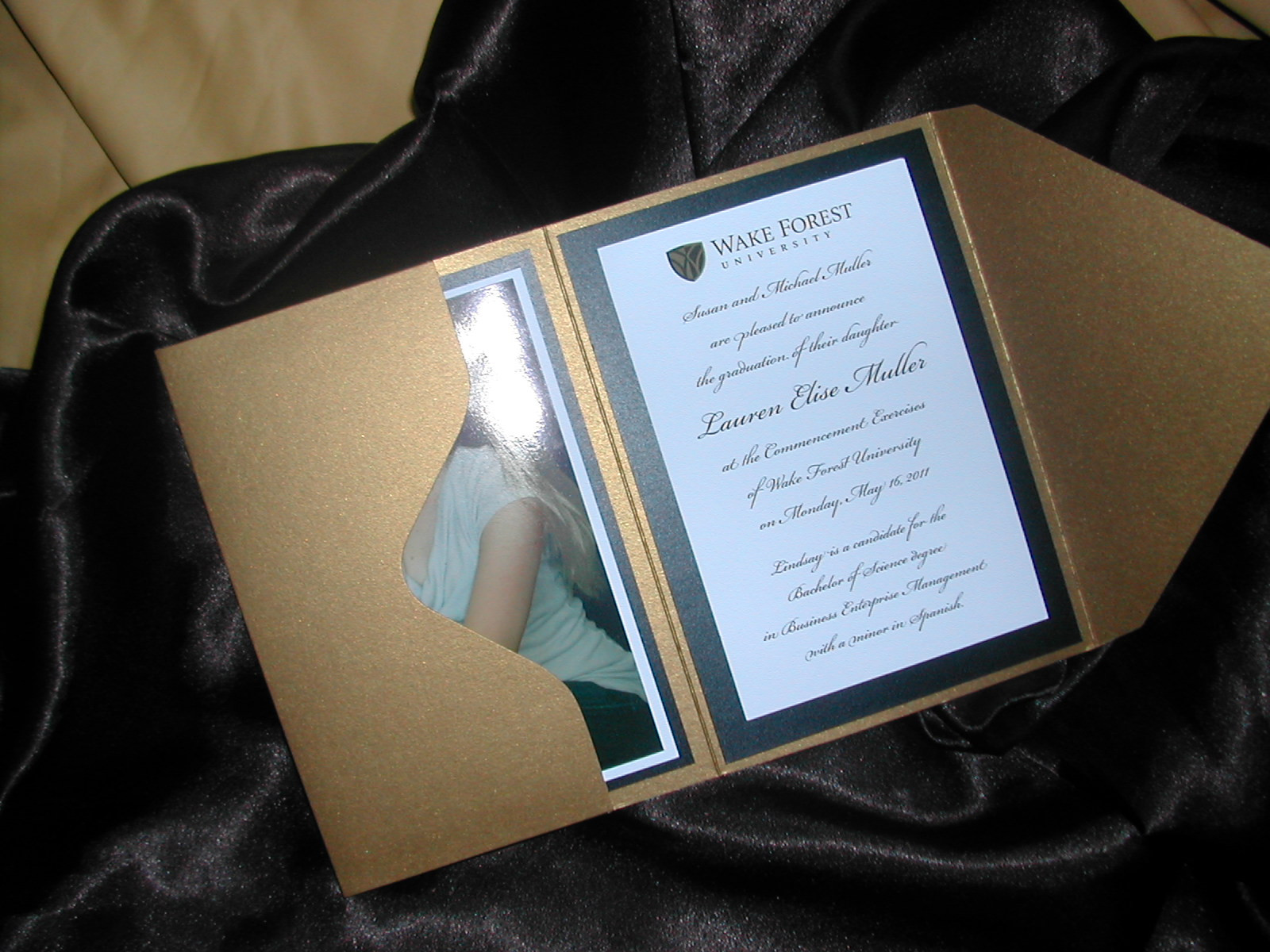 Best ideas about DIY Graduation Announcements . Save or Pin 301 Moved Permanently Now.