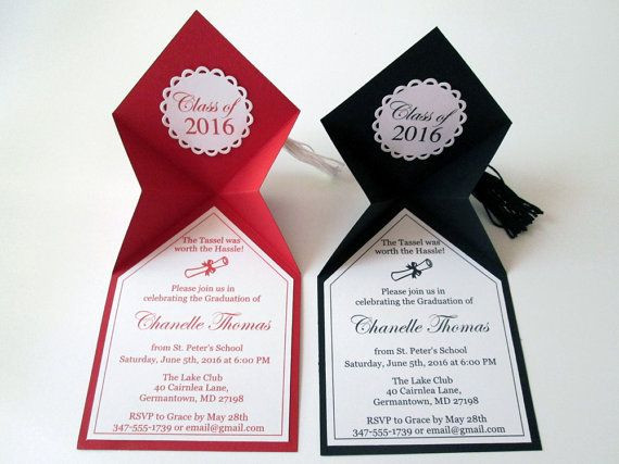 Best ideas about DIY Graduation Announcements . Save or Pin Best 25 High school graduation invitations ideas on Now.
