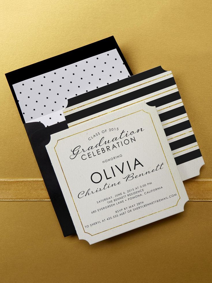Best ideas about DIY Graduation Announcements . Save or Pin Best 25 Graduation invitations ideas only on Pinterest Now.