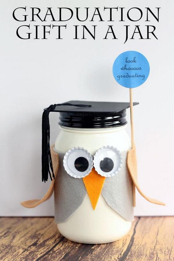 Best ideas about Diy Graduation Gift Ideas . Save or Pin 20 Creative Graduation Gift Ideas Now.