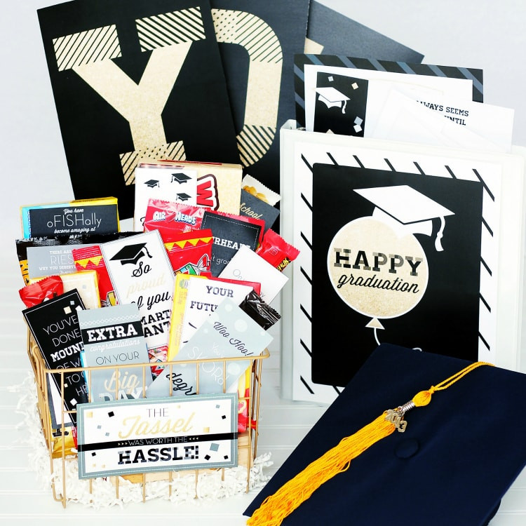 Best ideas about Diy Graduation Gift Ideas . Save or Pin DIY Graduation Gifts Kit The Dating Divas Now.