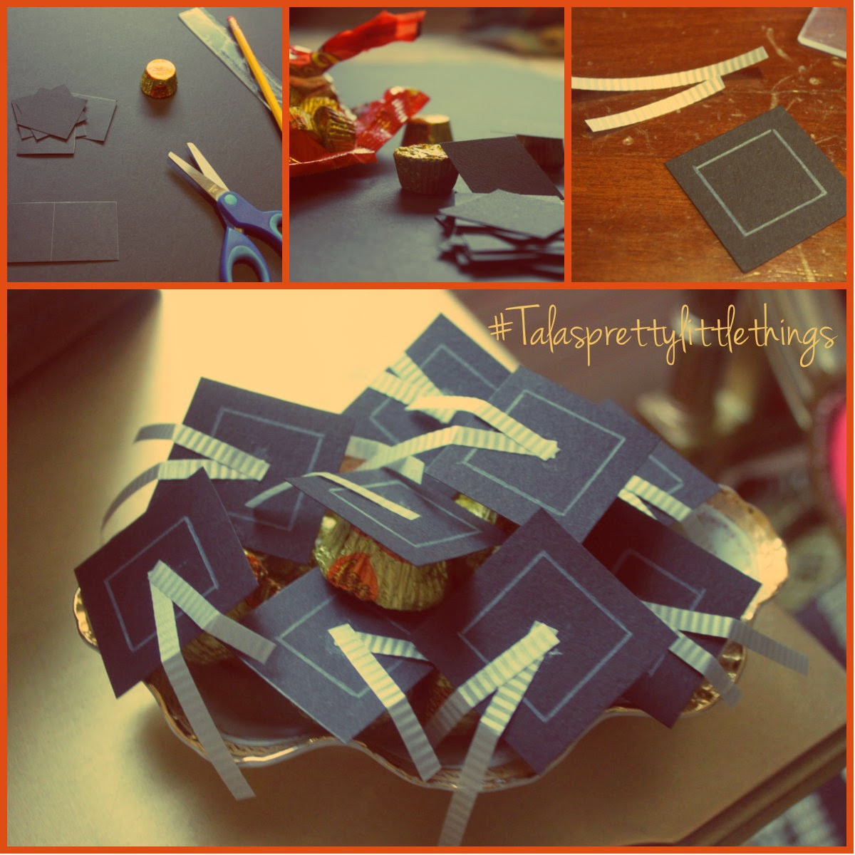 Best ideas about Diy Graduation Gift Ideas . Save or Pin Tala s Pretty Little Things DIY Graduation Gift Ideas Now.