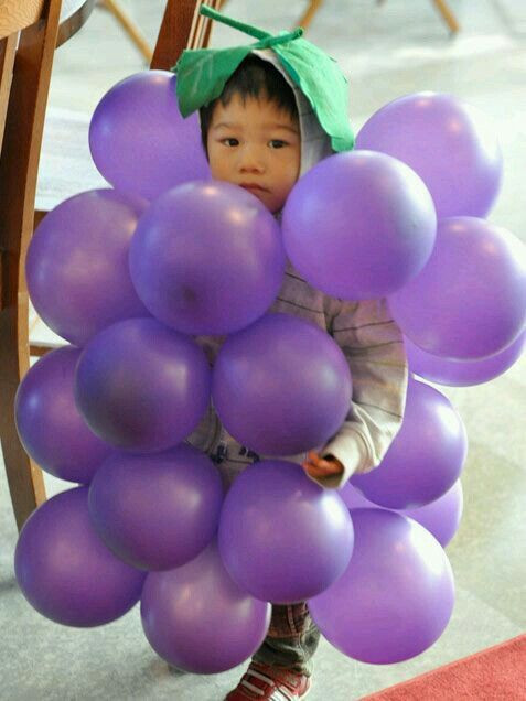 Best ideas about DIY Grapes Costume . Save or Pin Diy grape costume uld be a funny Fruit of the Loom Now.