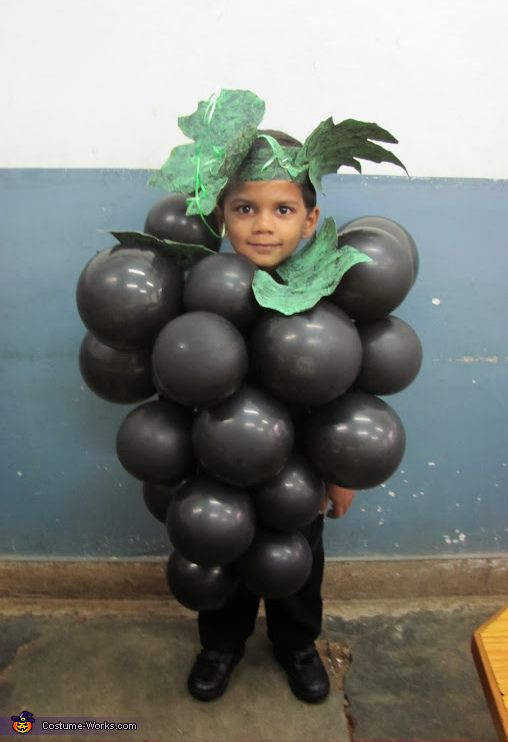 Best ideas about DIY Grapes Costume . Save or Pin 15 best Grape Costume images on Pinterest Now.