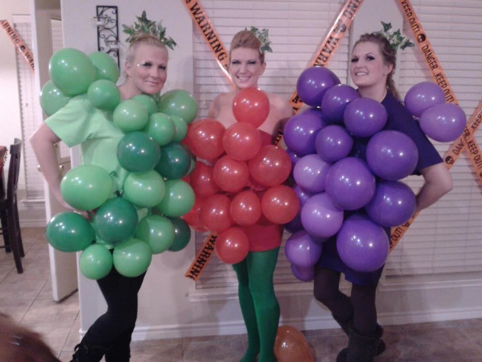 Best ideas about DIY Grapes Costume . Save or Pin Fruit The Loom Grapes All Now.