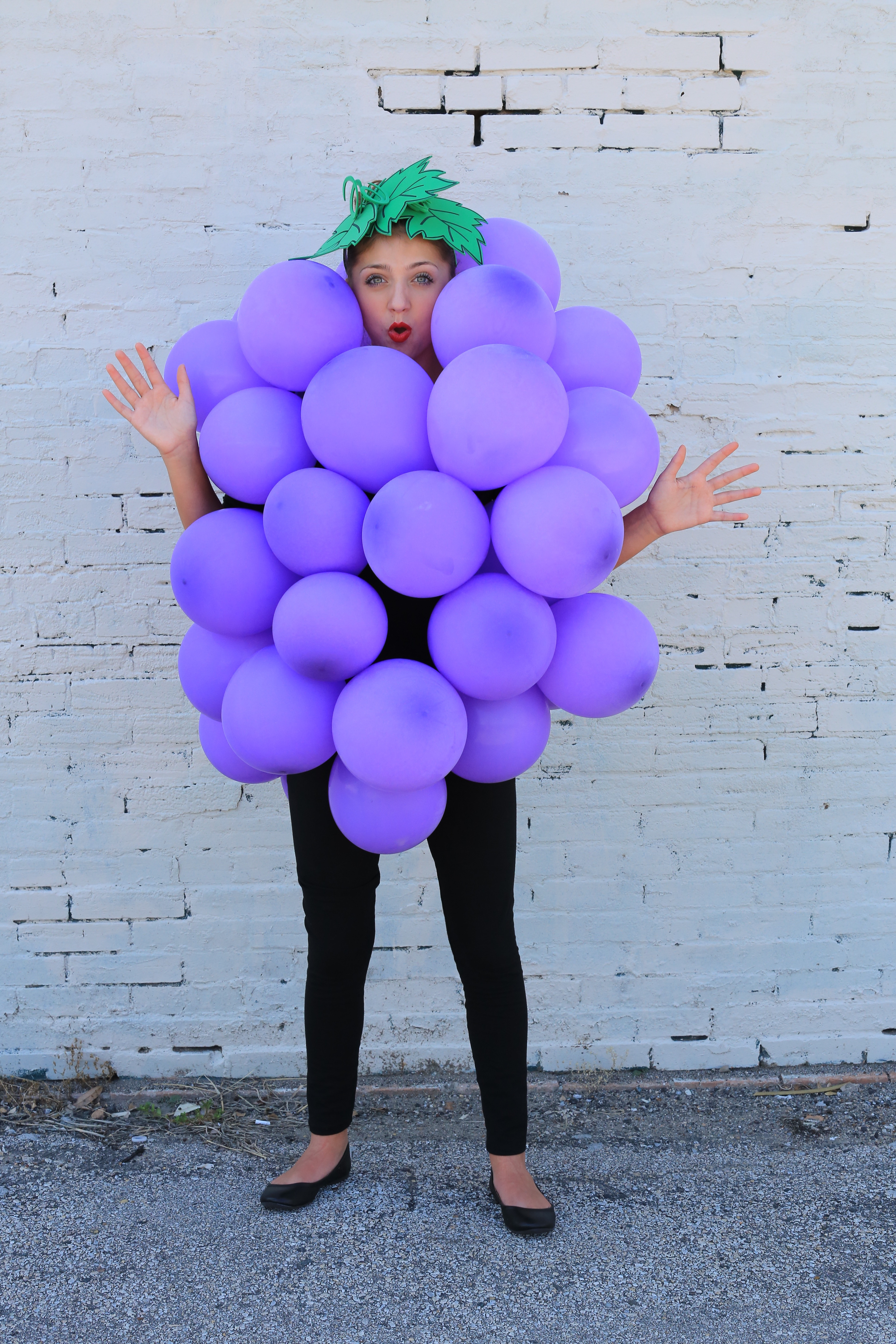 Best ideas about DIY Grapes Costume . Save or Pin 10 DIY Food Halloween Costumes Kamri Noel Now.