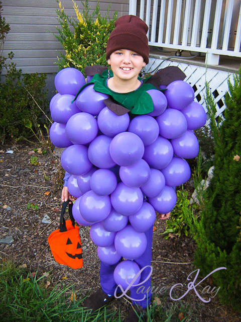 Best ideas about DIY Grapes Costume . Save or Pin costume member share inspiration in Moms blog Now.