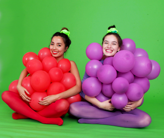 Best ideas about DIY Grapes Costume . Save or Pin 101 Epic DIY Halloween Costumes Now.