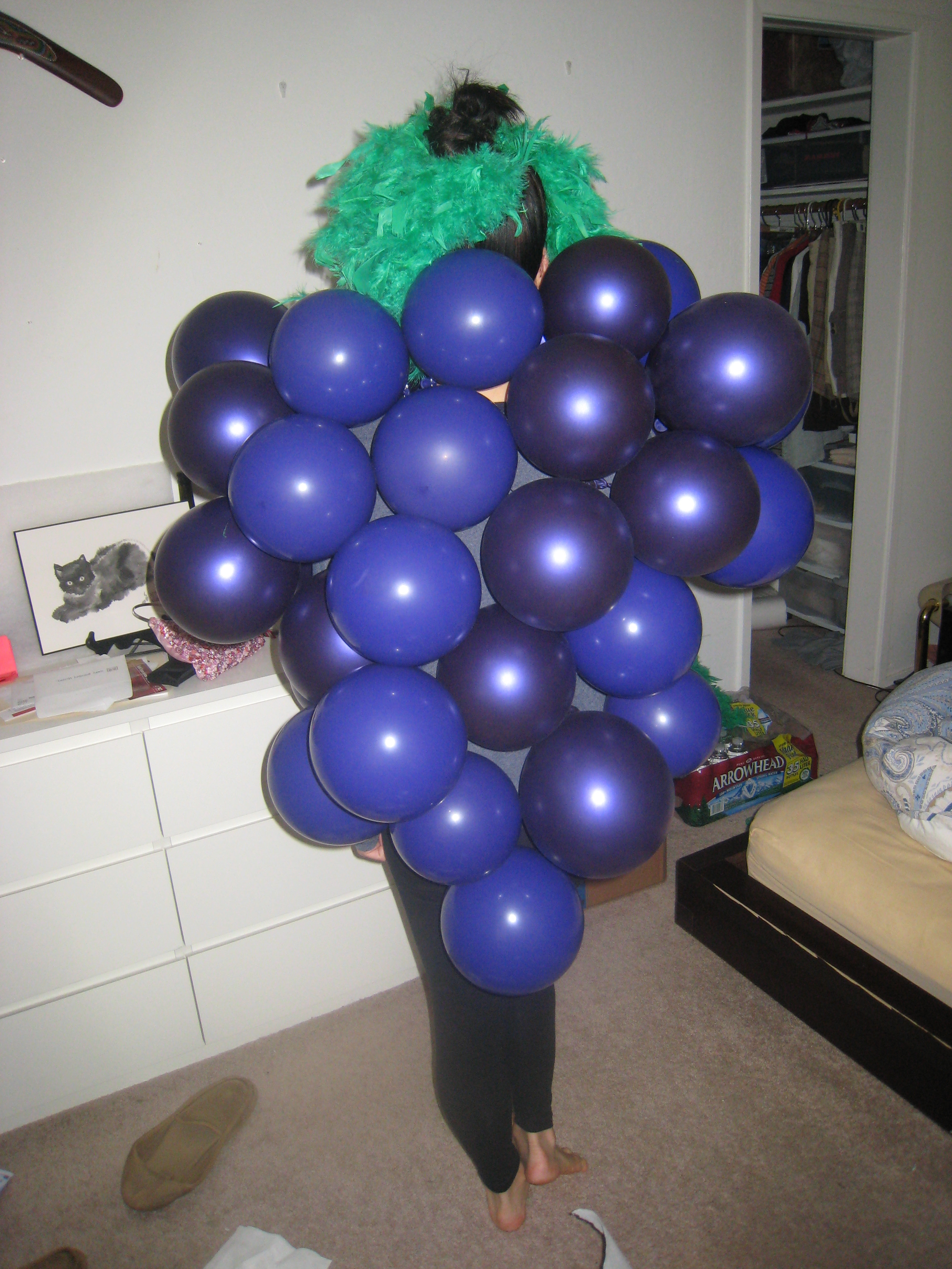 Best ideas about DIY Grapes Costume . Save or Pin 301 Moved Permanently Now.