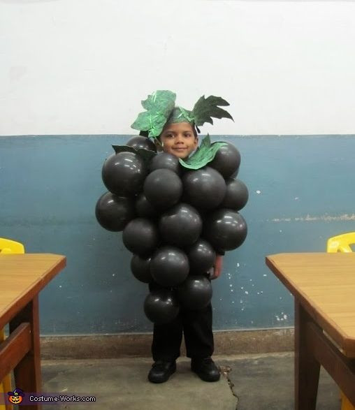 Best ideas about DIY Grapes Costume . Save or Pin 44 Best images about Too cute costumes on Pinterest Now.