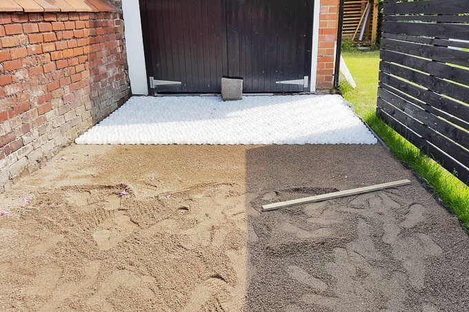 Best ideas about DIY Gravel Driveway . Save or Pin DIY Guide How To Lay A Gravel Driveway Now.