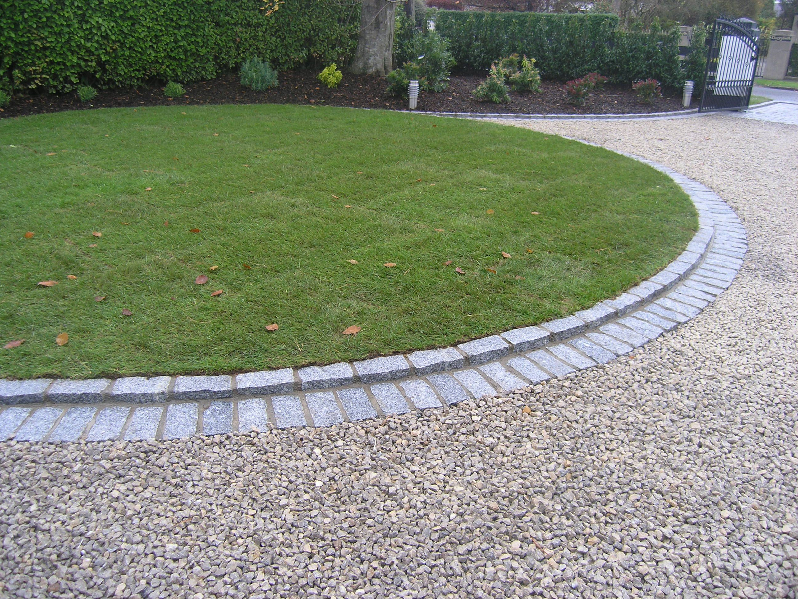 Best ideas about DIY Gravel Driveway . Save or Pin Gravel driveways can be very elegant when edged nicely Now.
