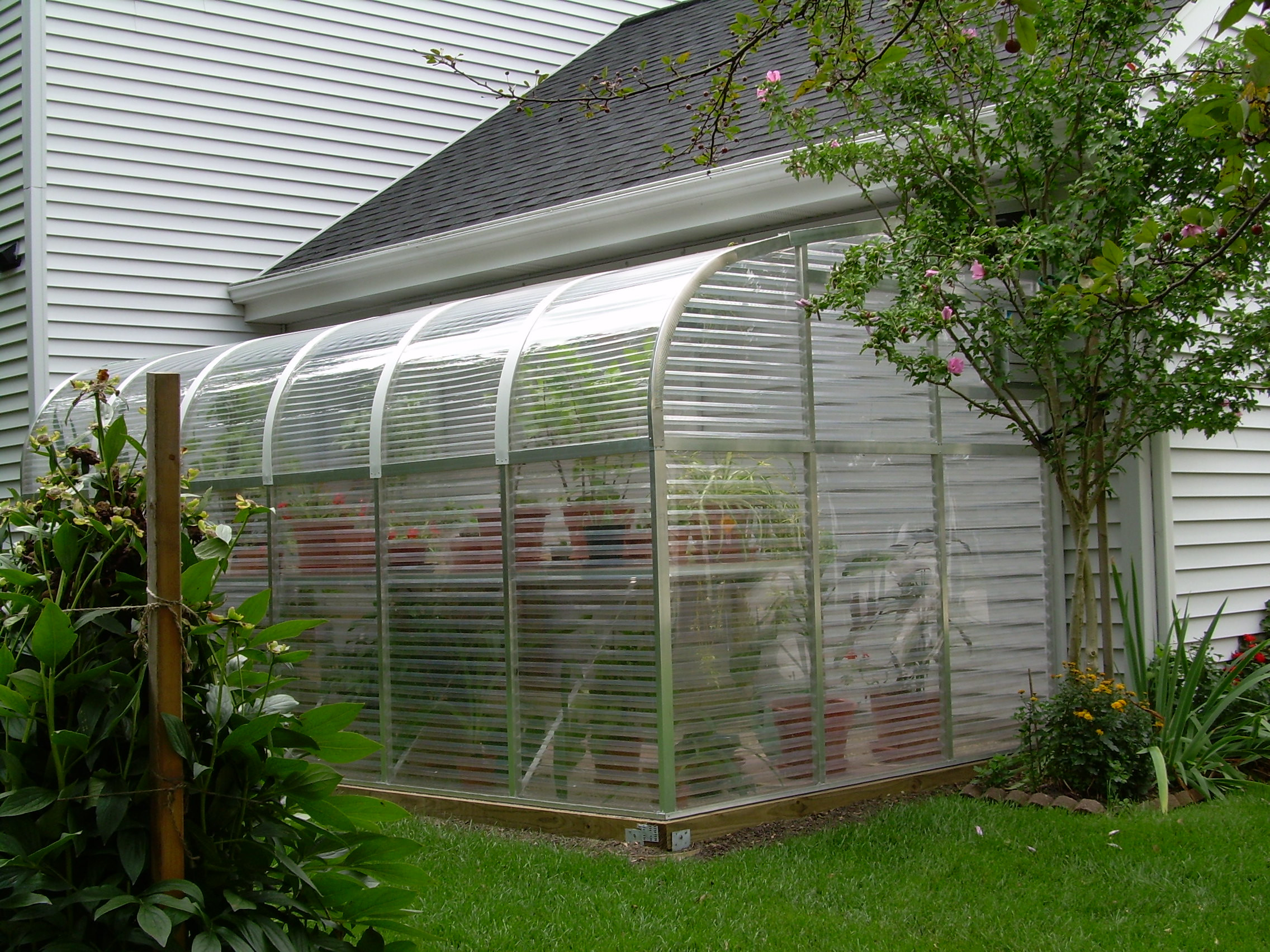 Best ideas about DIY Greenhouse Kits . Save or Pin Sunglo s Lean to DIY Greenhouse Kits The Greenhouse Gardener Now.