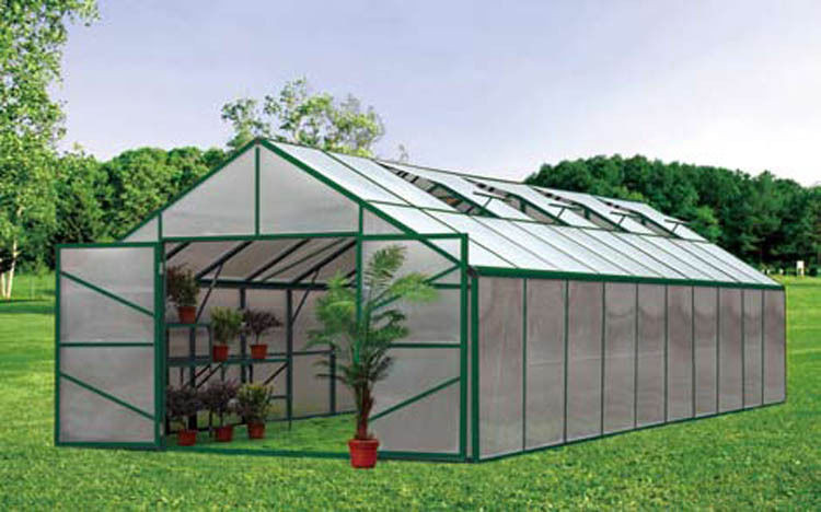 Best ideas about DIY Greenhouse Kits . Save or Pin Walk In 13x40 DIY Hobby Greenhouse Kit Grow Smart 4 Season Now.
