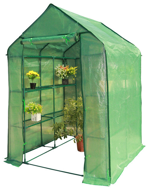 Best ideas about DIY Greenhouse Kits . Save or Pin Portable DIY Greenhouse Kit Contemporary Greenhouses Now.