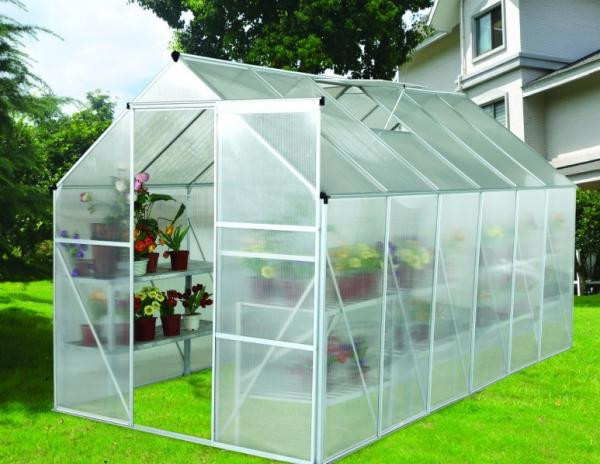 Best ideas about DIY Greenhouse Kits . Save or Pin 12x6 ft Modular Small DIY Backyard Greenhouse Kits With Now.