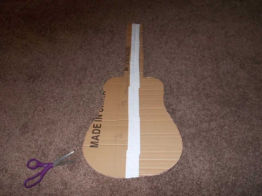 Best ideas about DIY Guitar Case . Save or Pin DIY Guitar Case Lighted Jewelry Organizer Now.
