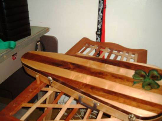 Best ideas about DIY Guitar Case . Save or Pin How to Build a Guitar from a Wood Pallet Part 1 Now.