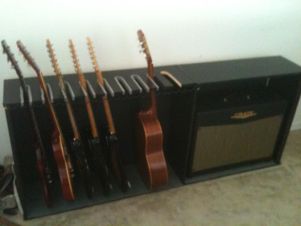 Best ideas about DIY Guitar Case . Save or Pin Cheap DIY Guitar Rack Amp case Now.