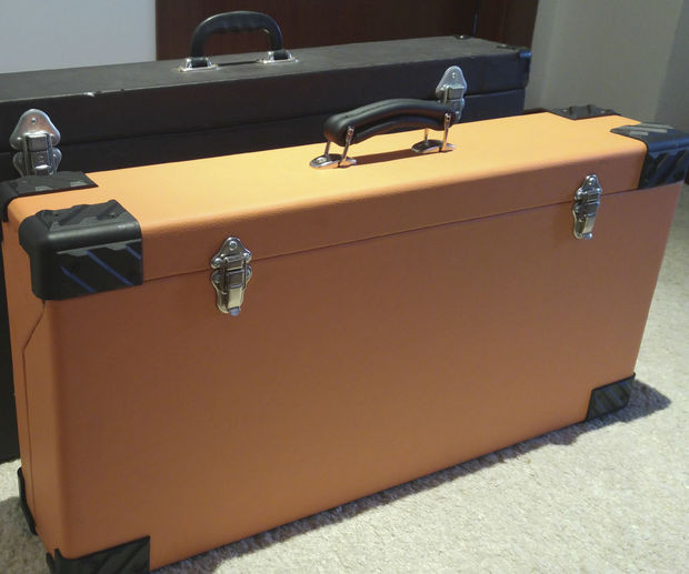 Best ideas about DIY Guitar Case . Save or Pin DIY Guitar Build Now.