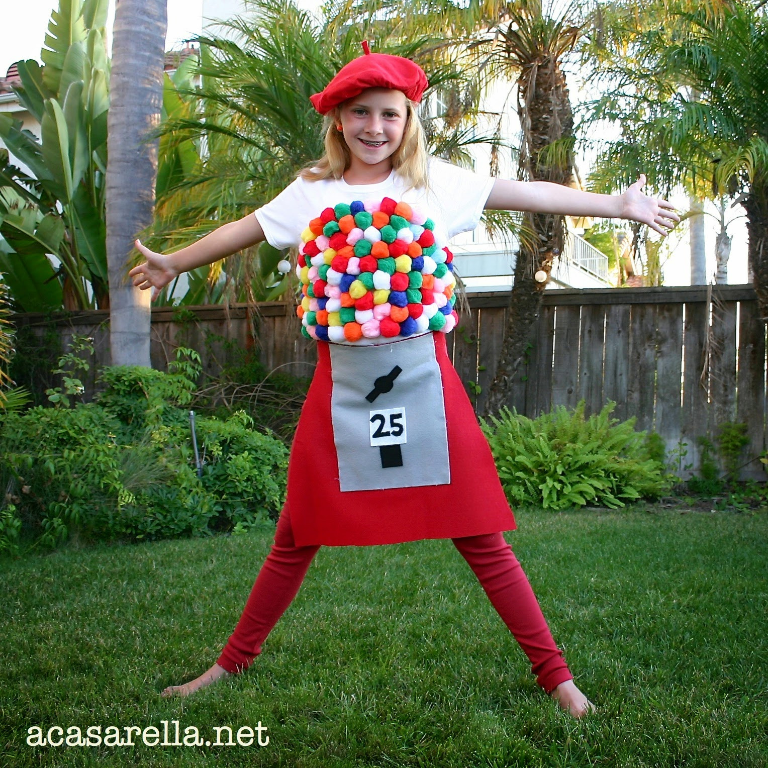 Best ideas about DIY Gumball Costume . Save or Pin Gumball Machine Halloween Costume Now.
