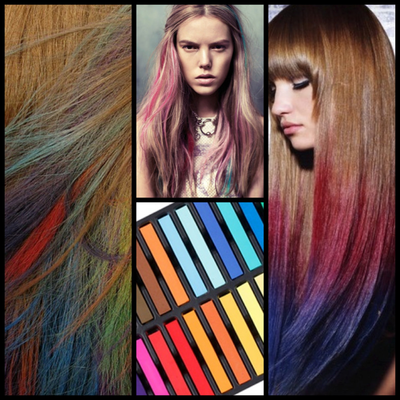 Best ideas about DIY Hair Chalking . Save or Pin StyleNoted Now.