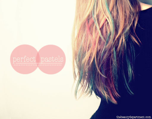 Best ideas about DIY Hair Chalking . Save or Pin Duct Tape Daisy DIY Color your hair with chalk Now.