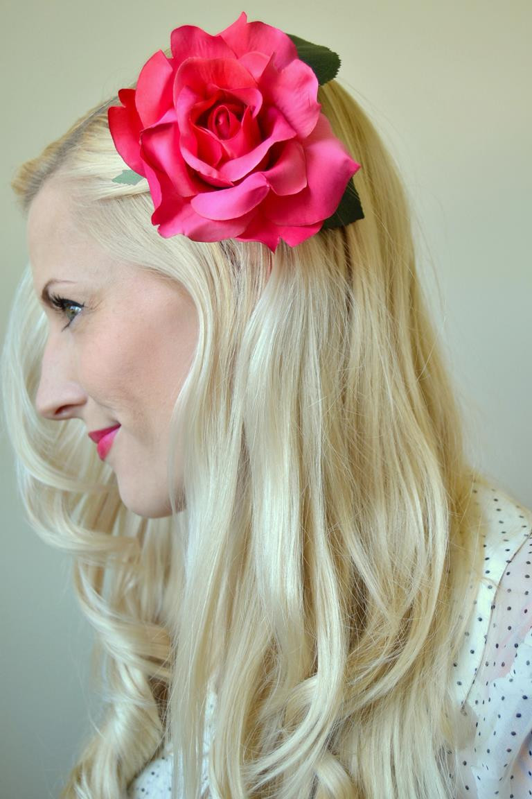 Best ideas about DIY Hair Clips . Save or Pin DIY Hair Flower Clips Now.