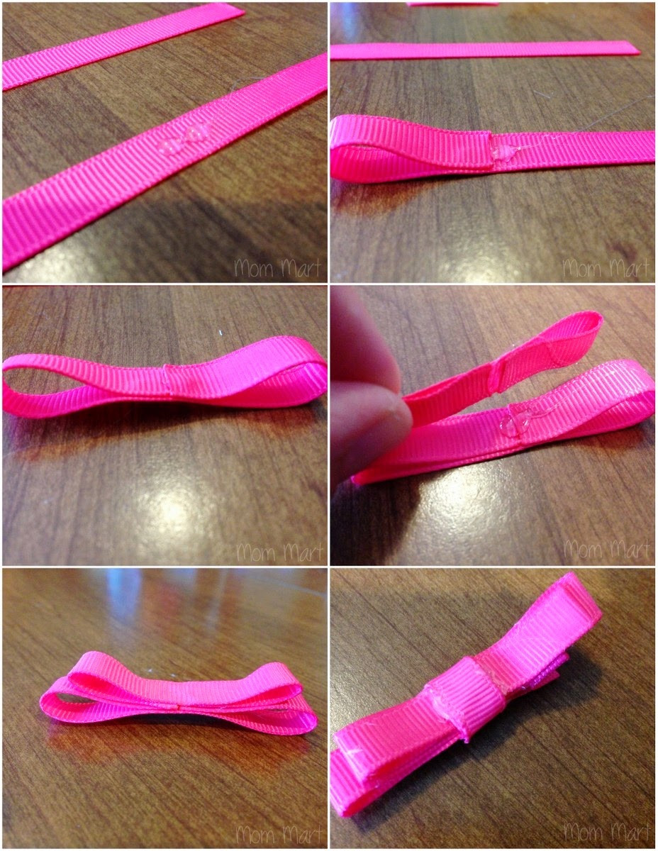Best ideas about DIY Hair Clips . Save or Pin Mom Mart DIY baby hair clips with a no slip grip Tutorial Now.