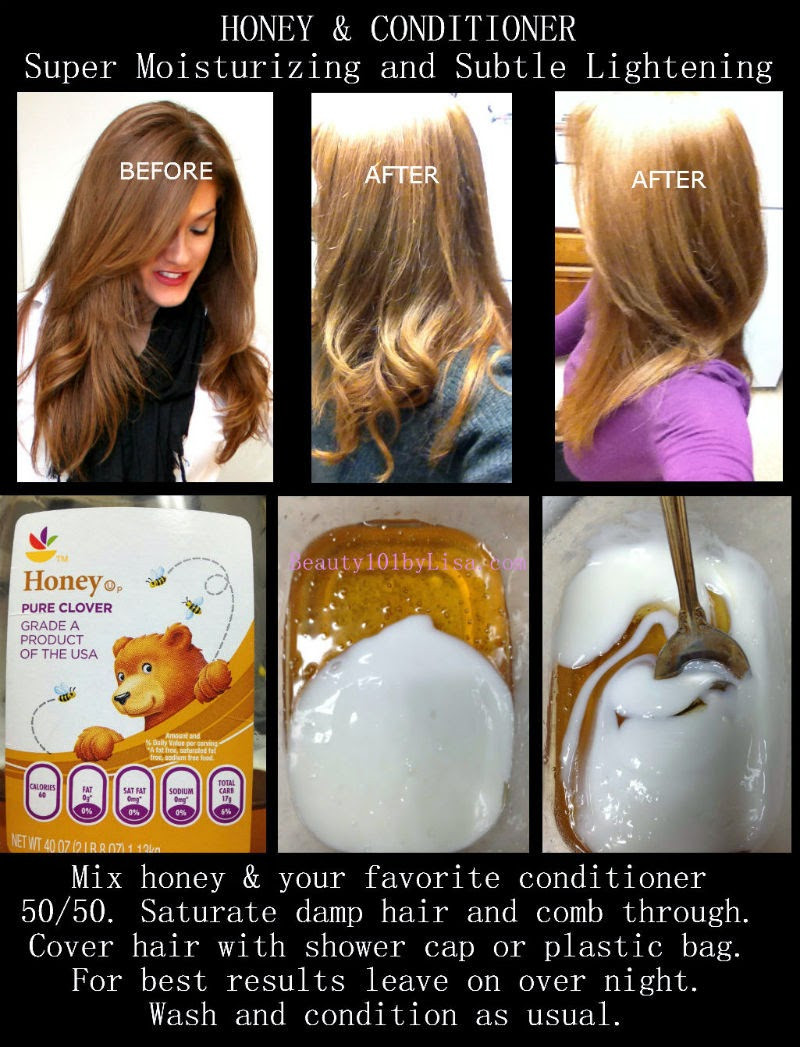Best ideas about DIY Hair Lightening . Save or Pin Beauty101byLisa DIY At Home NATURAL HAIR LIGHTENING Now.