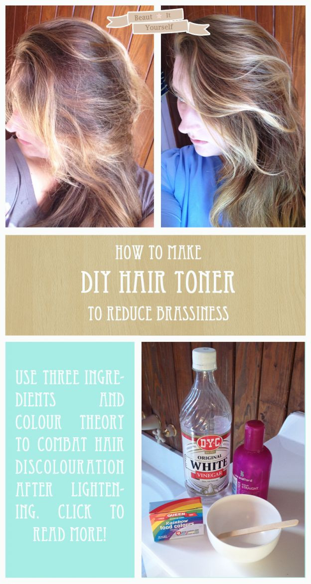 Best ideas about DIY Hair Toner With Food Coloring . Save or Pin Best 25 Hair toner ideas on Pinterest Now.